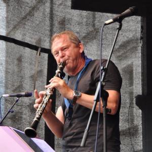 Stefan Lamml Solist auf der Klarinette Bürgerfest Regensburg