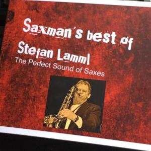 Saxman´s best of Sound of Saxes