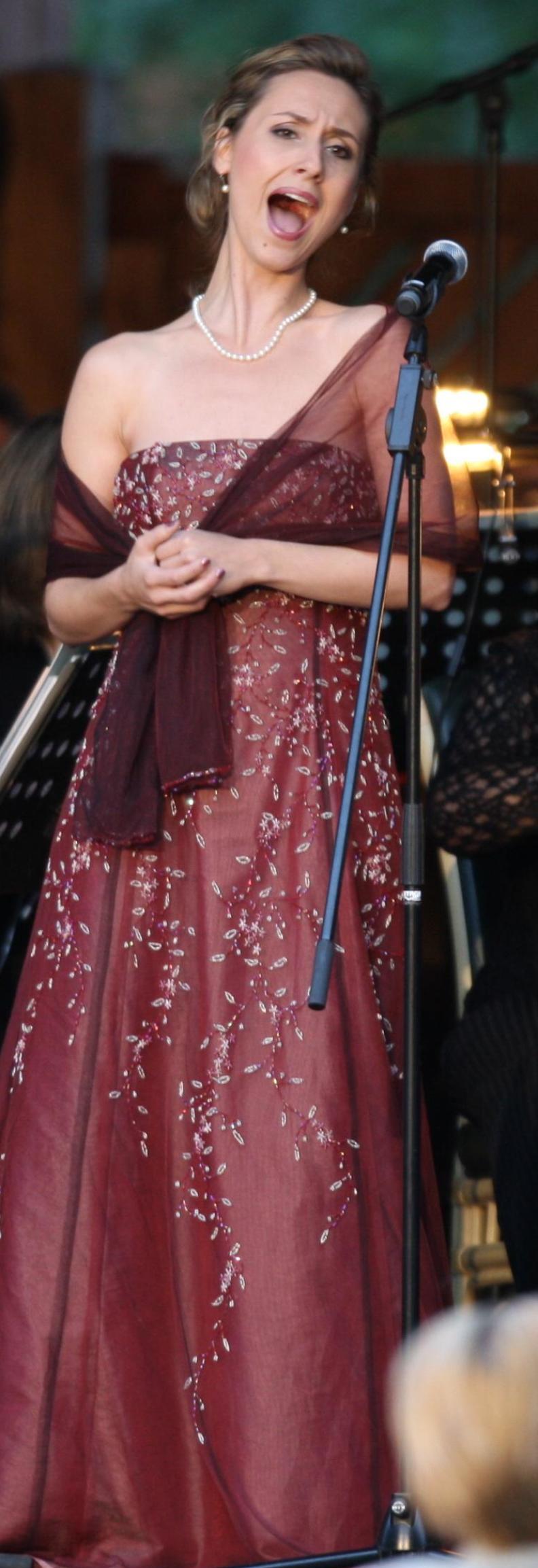 Katja Bördner, OpenAir-Opern-Gala