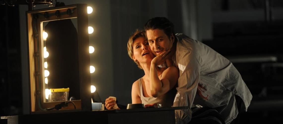 """Katja Bördner als """"Magda"""" in """"La rondine"""""""