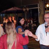 Wurde abschließend mit frenetischem Applaus gefeiert: Tanzmeister Uli Knie