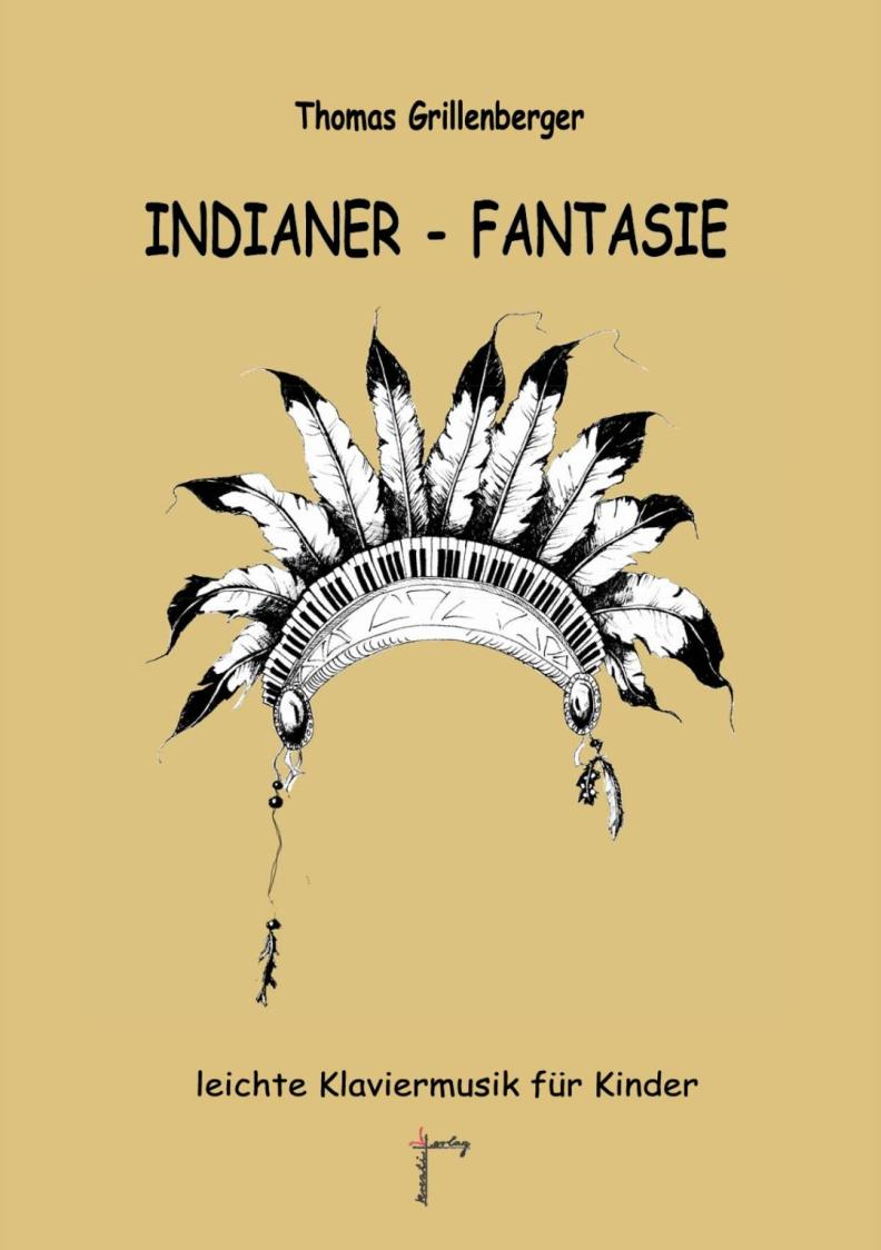 Indianer-Fantasie