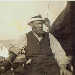 Mein Urgroßvater, der Schiffer Hans Siewertsen aus Keitum auf Sylt (1865-1942) (Foto: Sammlung Elsa Hegwer-Borstelmann)