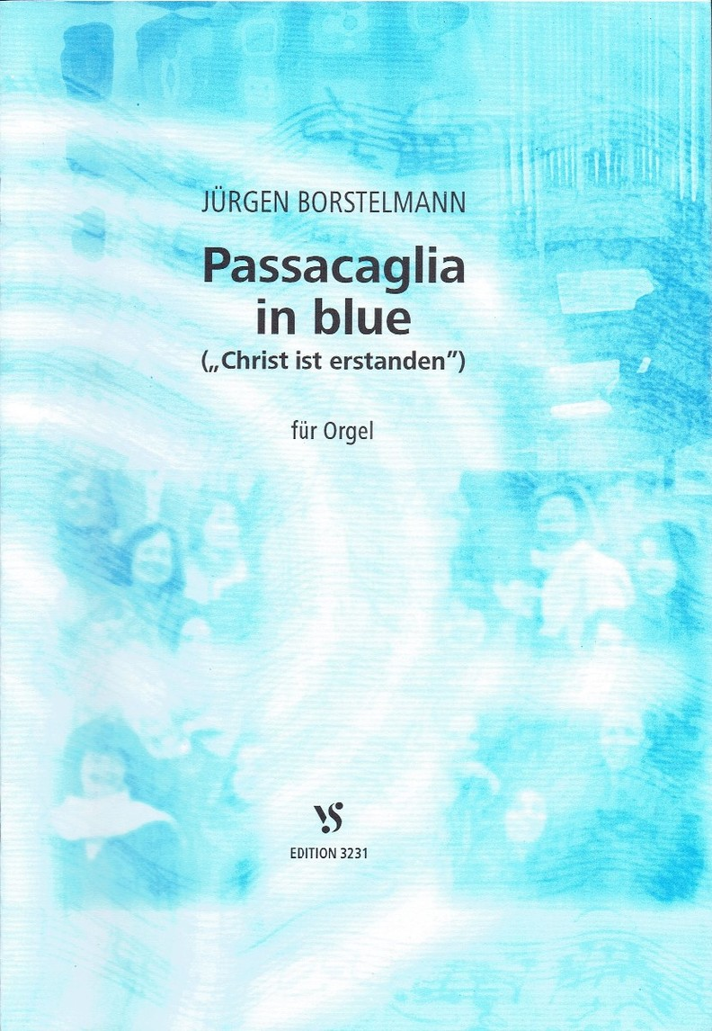 Passacaglia in blue
