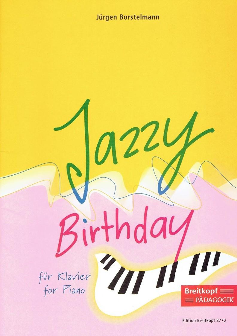Jazzy Birthday