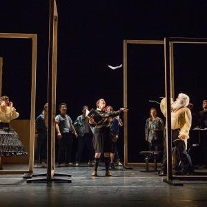 Ariadne auf Naxos   HMTM Hannover (Anna Schaumlöffel, Solisten der HMTMH)   © Anastasia Shvachko, HMTMH   2019