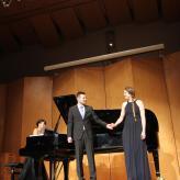 mit Anna Schmid, Sopran - Foto: Hankyul Lee