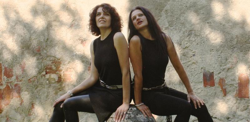 Duo Sistere_Karina_Gitte_Kugel