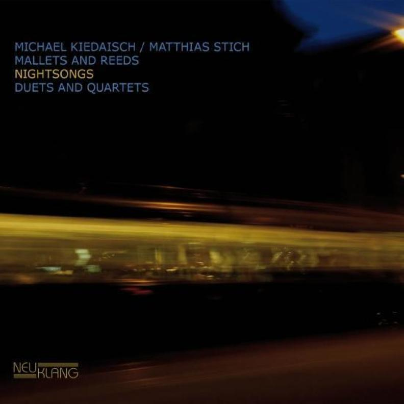 CD-Cover Nightsongs