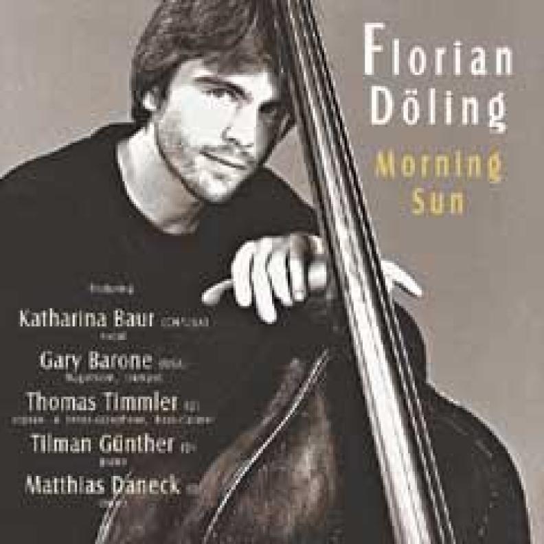CD-Cover Morning Sun