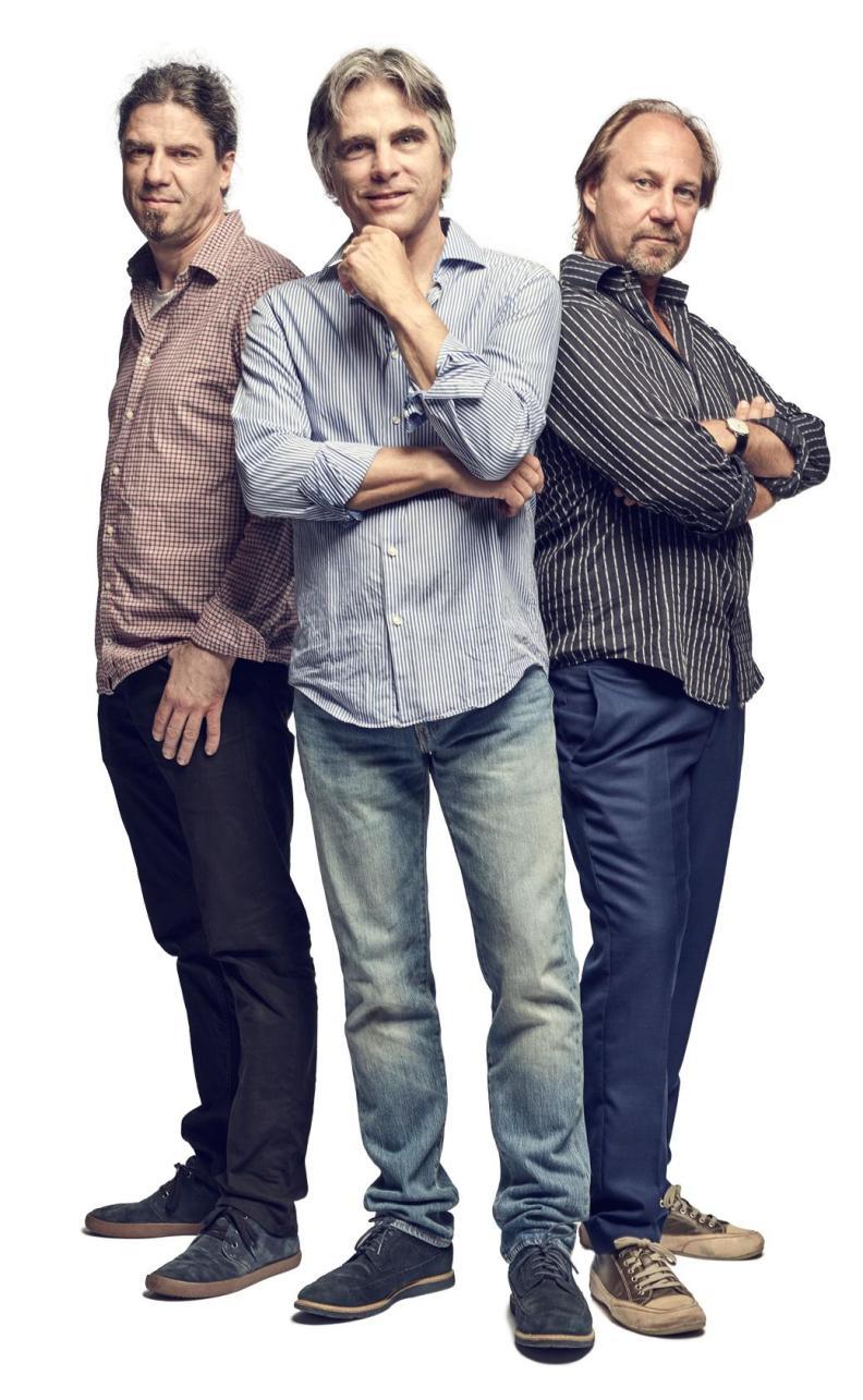 Max Zentawer Trio Pressefoto