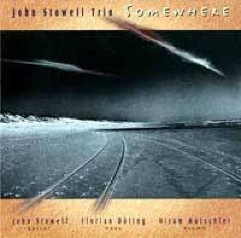 Cover CD Somewhere