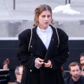 "Premiere ""Fidelio"" - Larissa Angelini (Leonore) © Uwe Hauth"