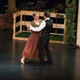 Larissa Angelini (Bärbele), Erwin Heusser (Römer) - Operette Möriken-Wildegg