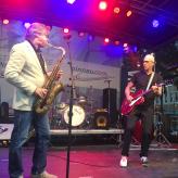 Auftritt Preisverleihung SUMMERJAZZ FESTIVAL 2017, Pinneberg