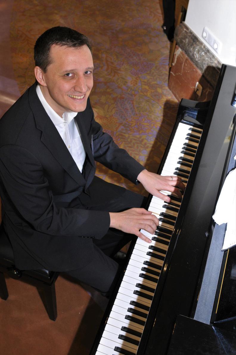 Dinner Pianist München Kirschstein Barpianist
