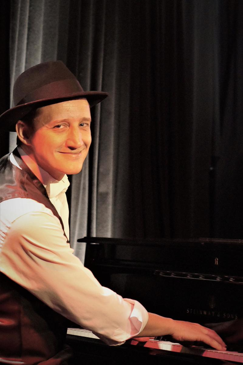 world of swing barpiano entertainment pianist dinner firmen event  barpianist