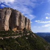 Montsant Gebirge in Katalonien