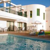kleines, charmantes Hotel im Ebrodelta
