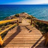 Mittelmeer in Katalonien