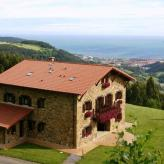 kleines Hotel bei Bilbao