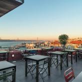 Bester Blick in Lissabon bei Rundreise Portugal