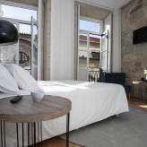 Unser kleines Hotel in Porto