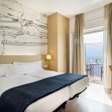 Unser Hotel an der Costa Brava mit Meerblick