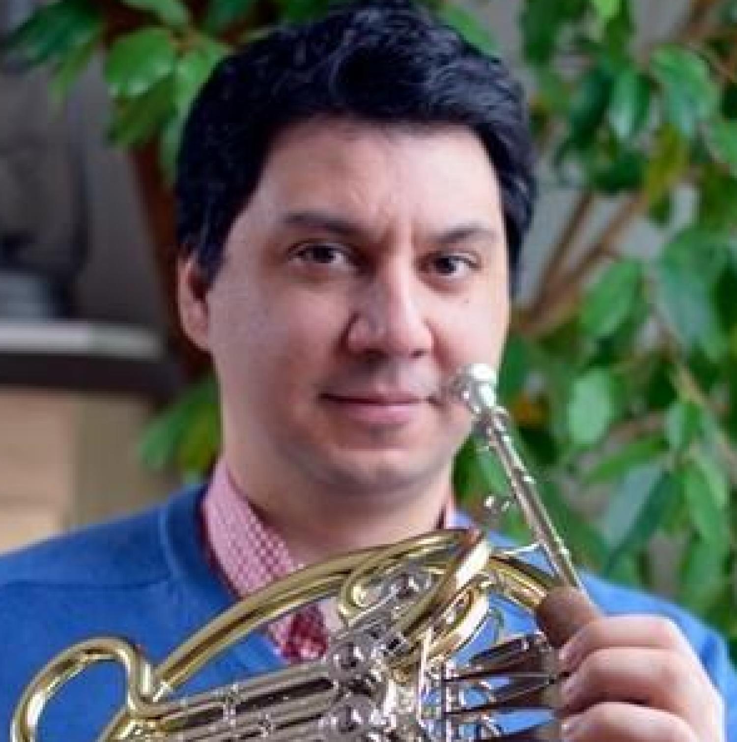 Peter Dimitrov, Horn