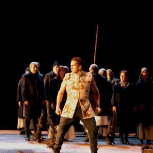 MACDUFF - Macbeth (G. Verdi) Theater Ulm ©Jochen Klenk