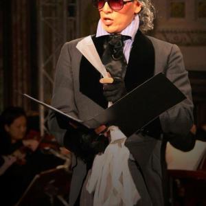 DR. BLIND - Die Fledermaus (J. Strauss) Schlosstheater Kirchstetten ©schloss-kirchstetten