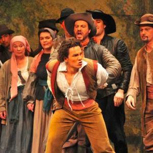 FRAGOLETTO - Die Banditen (J. Offenbach) Musiktheater Wil ©Silvan Meile