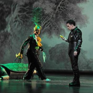 ORONTE - Alcina (G. F. Haendel) Theater Ulm ©Carola Hoelting