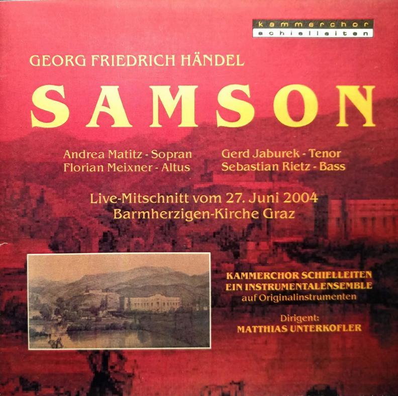 SAMSON, G. F. Händel