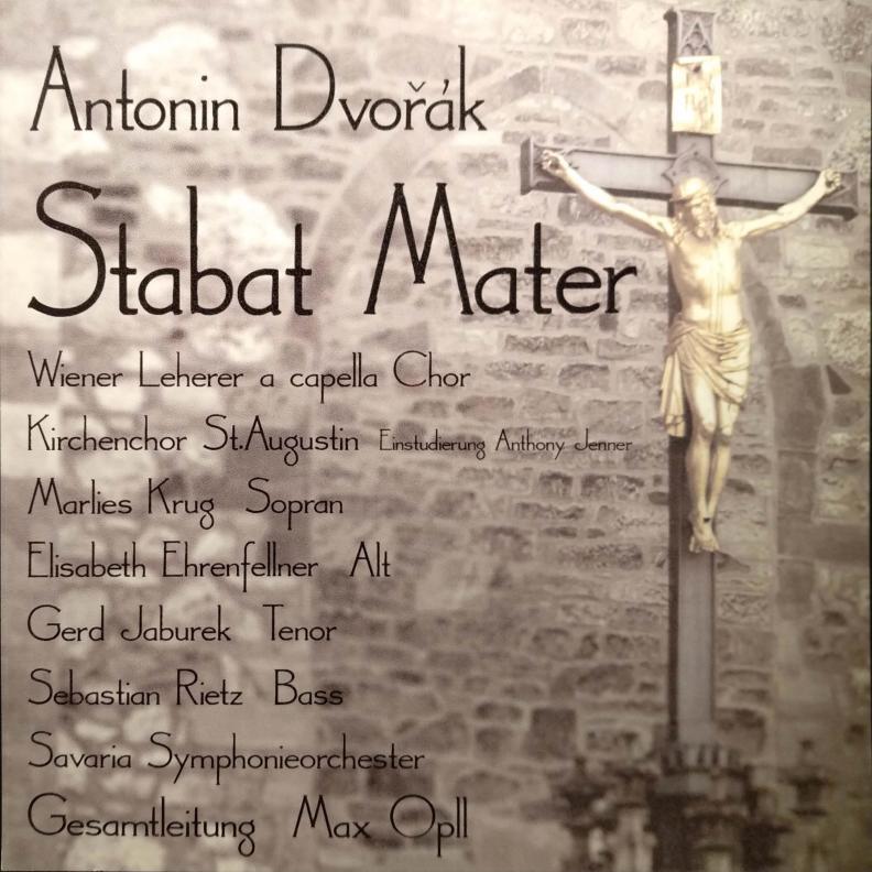 STABAT MATER, A. Dvorák