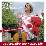 Erstes MEY-Konzert 09/15