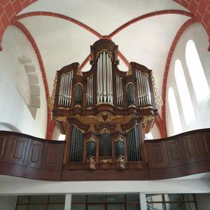 Bendorf Abteikirche, 23. August 2019