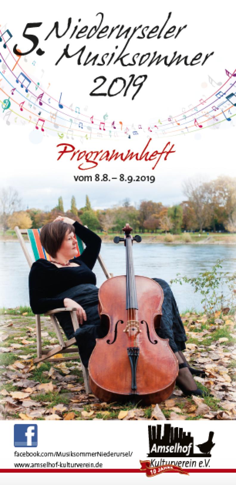 5. Niederurseler Musiksommer 2019