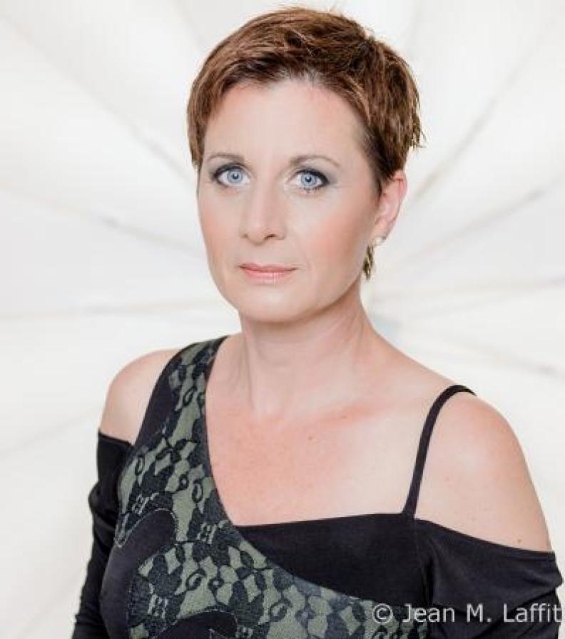 Hildegard Baum, Sängerin, Stimmbildnerin, Foto: jmlaffitau