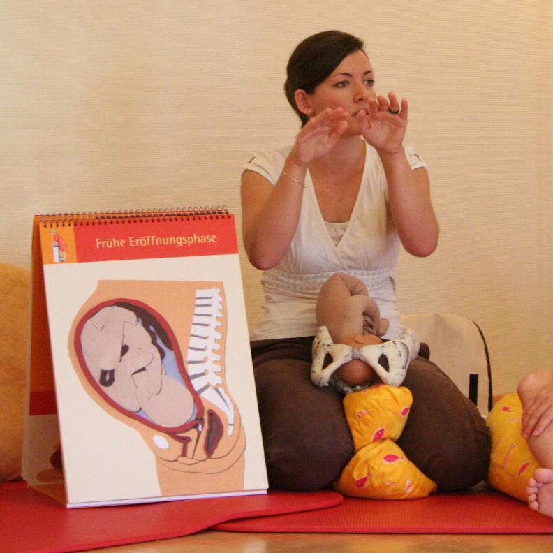Geburtsvorbereitungskurs in Friedrichshagen: Eva Schumann erklärt was Euch erwartet