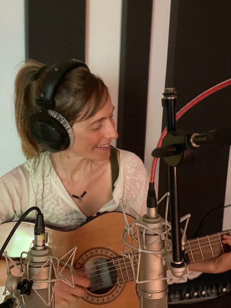 CD-Produktion_Studio_Isabel Jasse