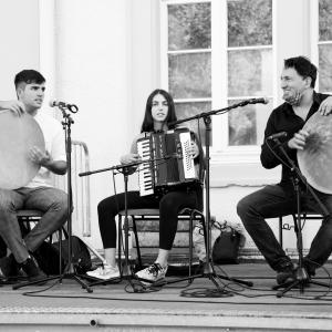 Coskun Trio by Ellen Schmauss
