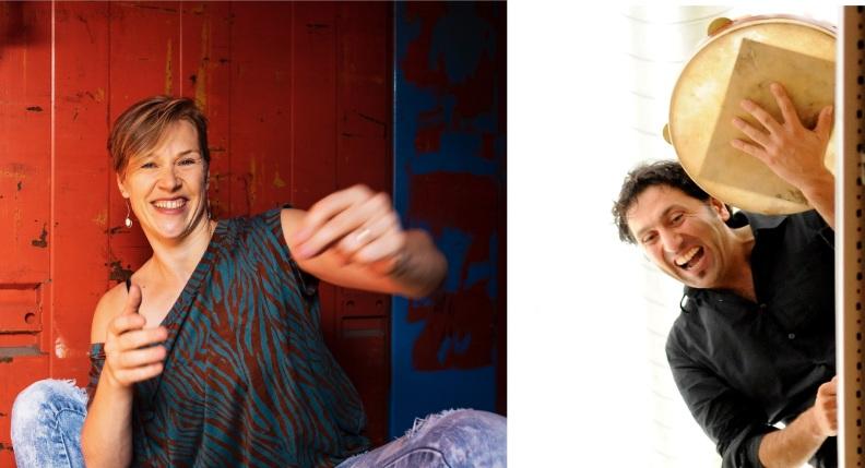 30.07._Anita Gritsch und Murat Coskun