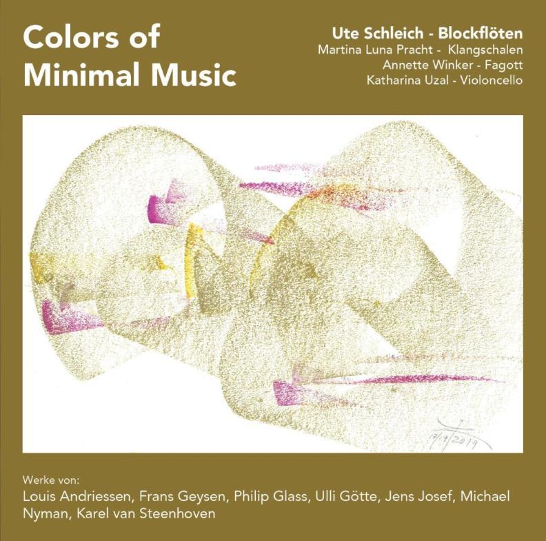 Cover von Colors od Minimal Music