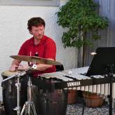 Damien Joret, Vibraphon, Perkussion