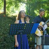 DUO POLÝCHROMOS mit Elisabeth Wetzel und Dirk Kreuzer