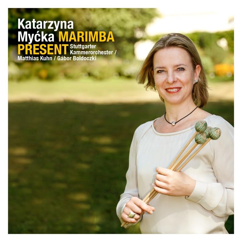 CD Marimba Present