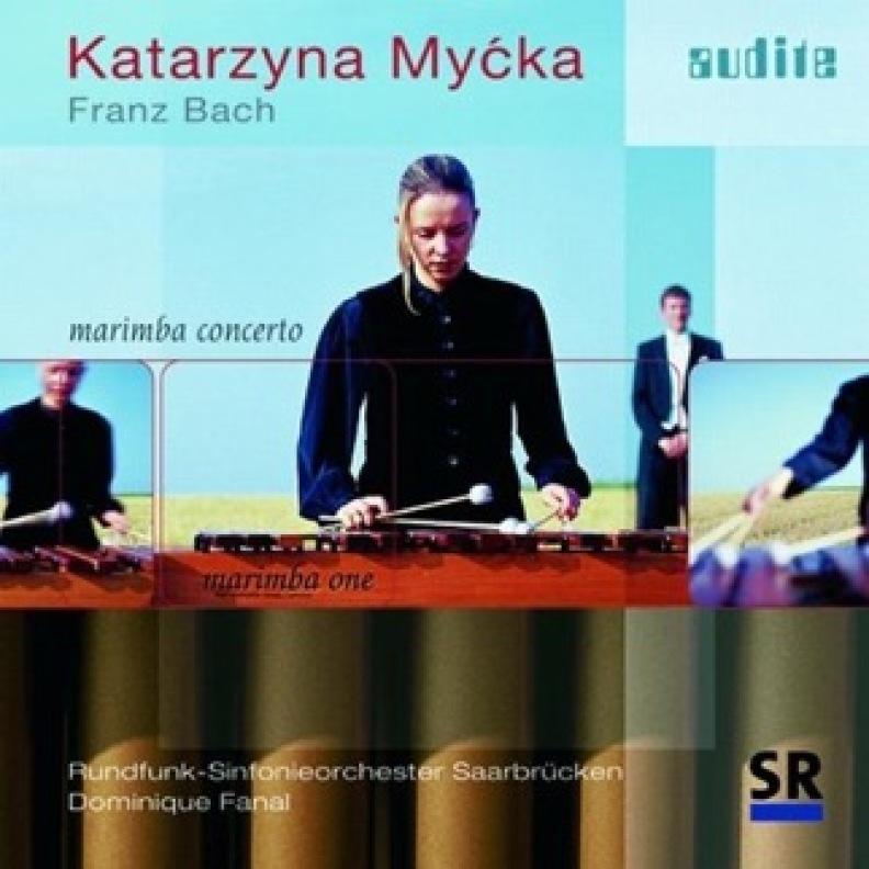 CD Marimba Concerto