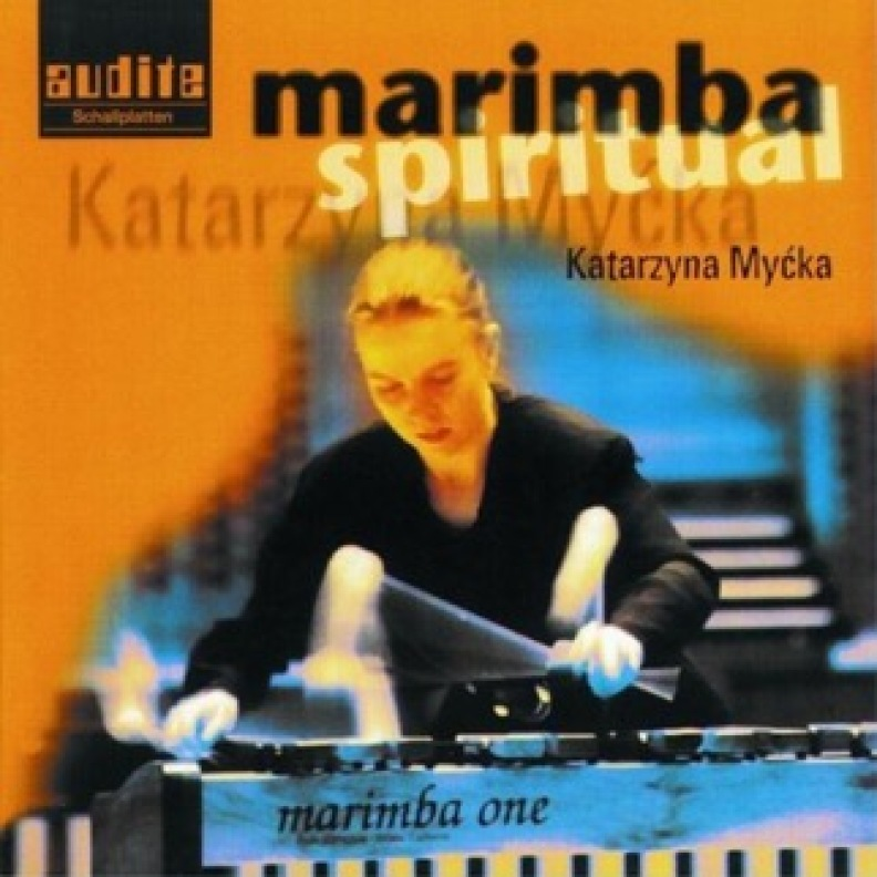CD Marimba Spiritual