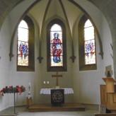 Kirche Chorraum Kassel-Rothenditmold